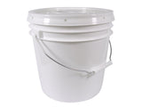 2 Gallon Bucket With Snap-On Lid