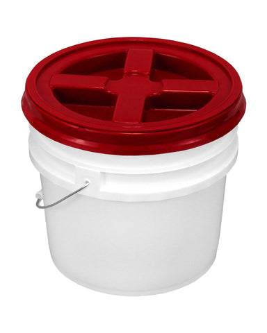 3.5 Gallon Bucket With Gamma Seal Lid