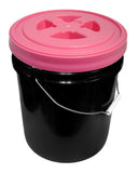 5 Gallon Bucket with Twister Lid