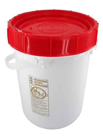 5 Gallon Screw-top Bucket - TankBarn