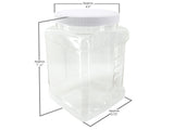 64 oz PET Container