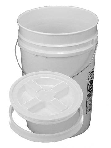 6 Gallon Bucket With Gamma Seal Lid