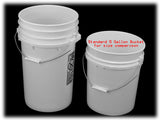7 Gallon Bucket With Gamma Seal Lid