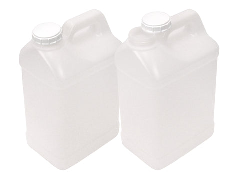 Natural 2.5 Gallon F-style Jug