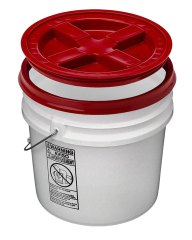 4.25 Gallon Bucket With Gamma Seal Lid