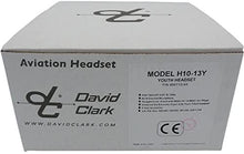 Load image into Gallery viewer, David Clark H10-13Y Youth Headset