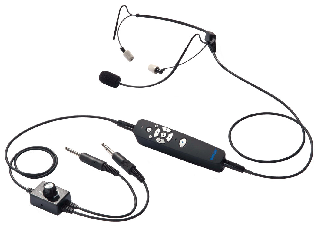 Link Clarity Aloft® Aviation Headset