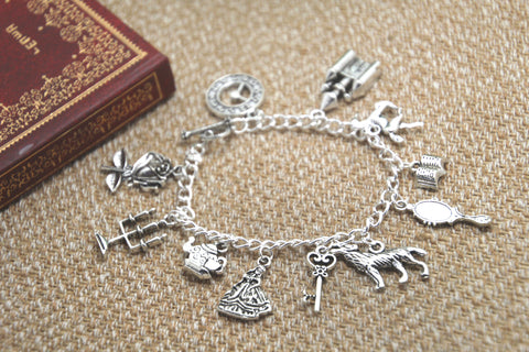 Beauty and the Beast Bracelet - Topmazing