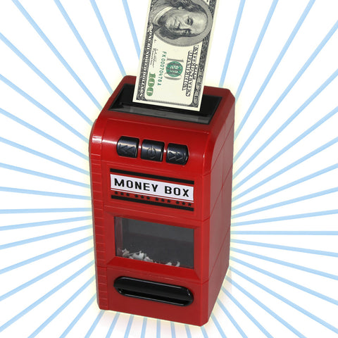 Money Bill Shredder