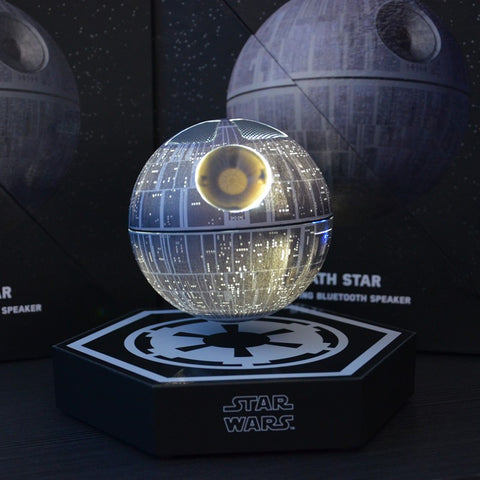 Levitating Star Wars Bluetooth Speaker
