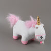 Image of Fluffy Unicorn Plush Toy
