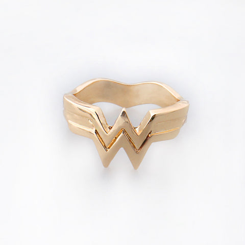 Super Hero Wonder Woman Ring - Topmazing