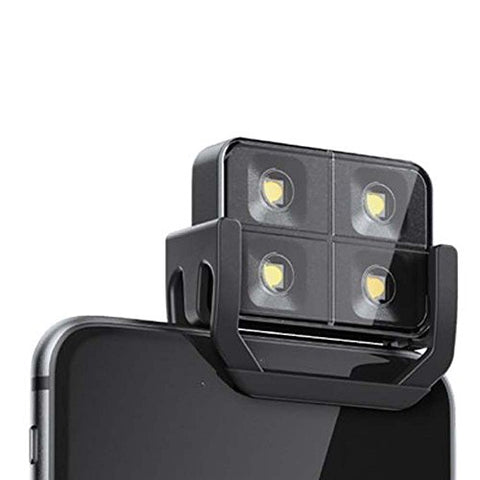 Wireless LED Flash for Smartphones