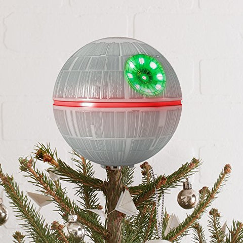 Death Star Tree Topper - Topmazing