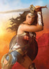 Image of Wonder Woman Martial Weapon - Topmazing