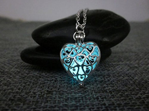 Heart Luminous Necklace