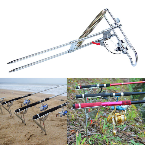 Automatic Fishing Rod Holder - Topmazing