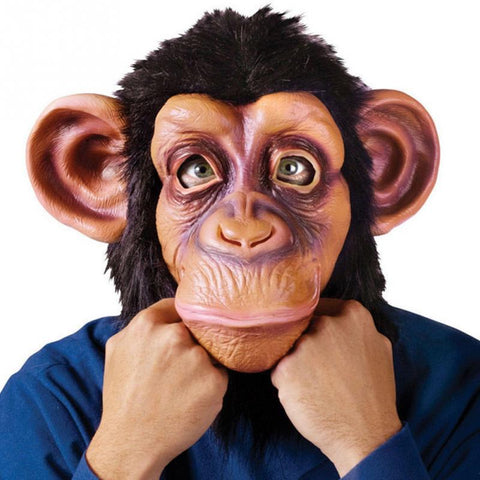 Monkey Costume Mask