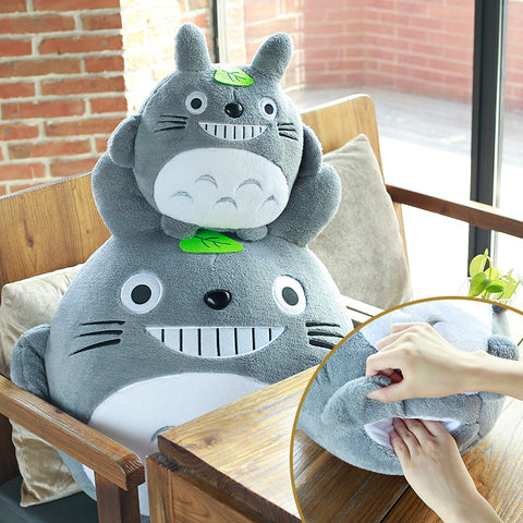 Totoro Hand Warmer Pillow