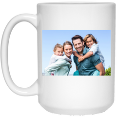 21504 15 oz. White Mug Family Test