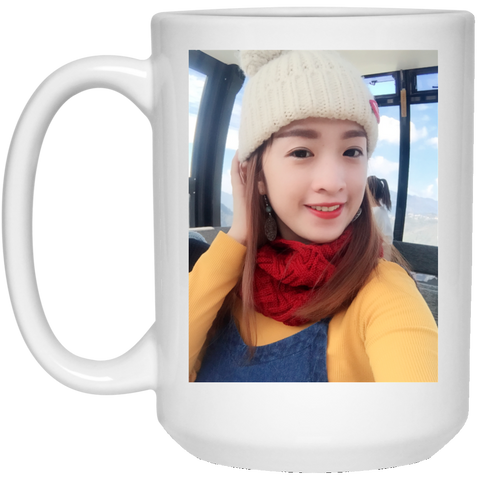21504 15 oz. White Mug test