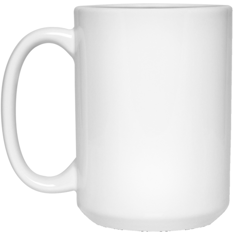 21504 15 oz. White Mug Blank - Topmazing