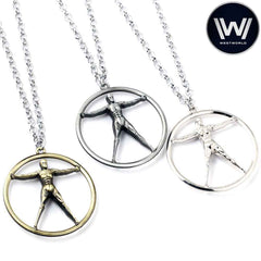 Westworld Series Necklace and Keychain - Topmazing