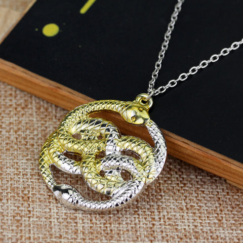 Neverending Story Necklace