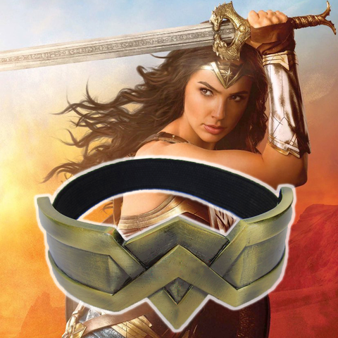 Wonder Woman Amazon Queen Bracelet - Topmazing