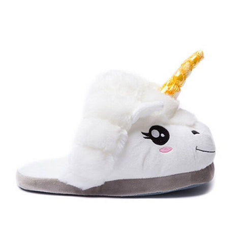 Cute Unicorn Slippers - Topmazing
