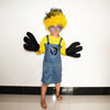 Image of Kid's Minion Cosplay Costume Set