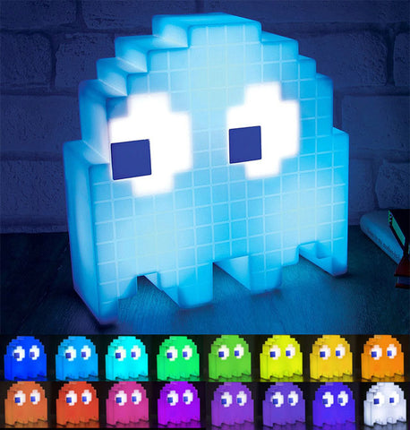 Color Changing Ghost Lamp - Topmazing