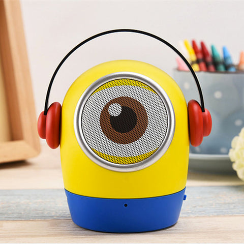 Cute Cartoon Bluetooth Speaker - Topmazing