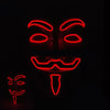 Image of LED Guy Fawkes Mask