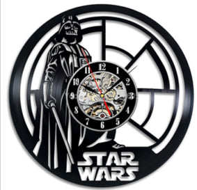 Star Wars 3D Wall Clock