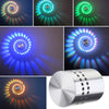 Image of LED Creative Aluminum Wall Lamp