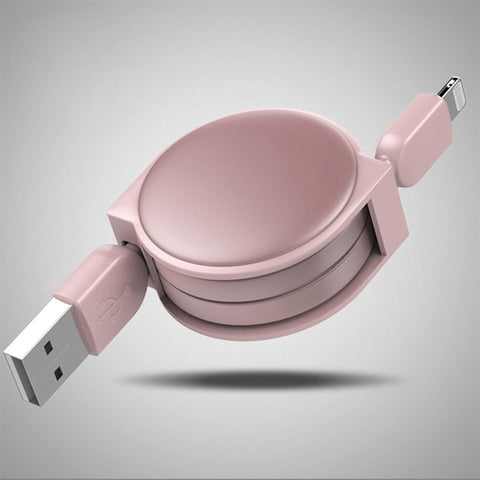 Cablie™ - Retractable IOS USB Cable - Topmazing