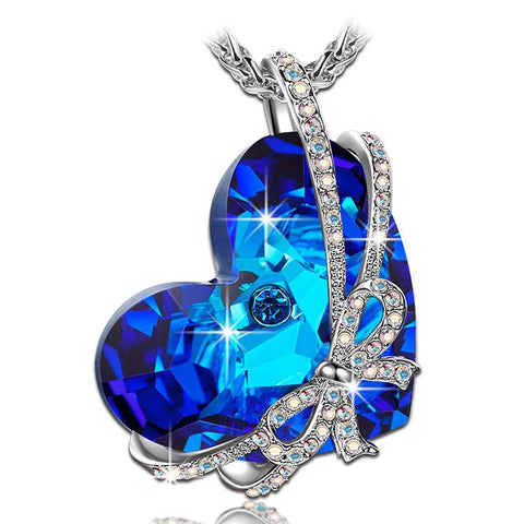 """Heart Gift"" Pendant Necklace - Topmazing"