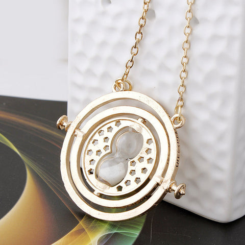Harry Potter Series Time Tuner Necklace - Topmazing