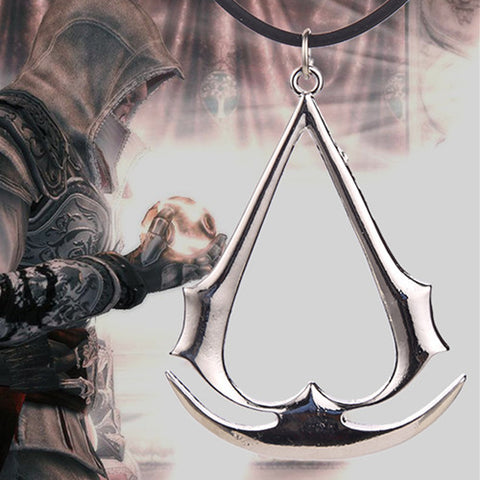 Assassin's Creed Necklace - Topmazing