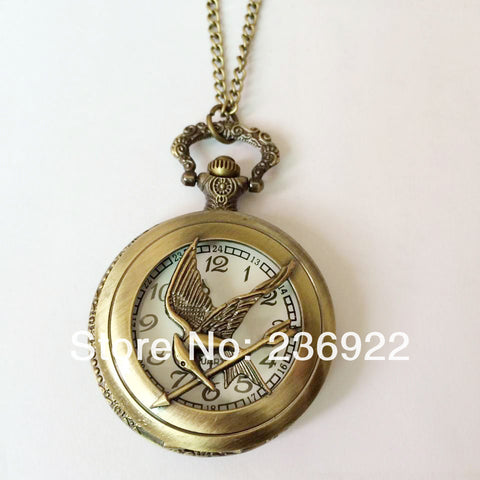 The Hunger Game Pocket Watch
