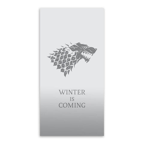 Game Of Thrones Logo Flag Banner (No Frame)