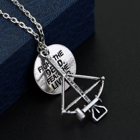 The Walking Dead necklace - Topmazing