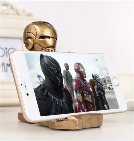 Iron Man Phone Holder - Topmazing