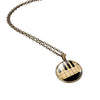 Image of Piano Pendant Necklace - Topmazing
