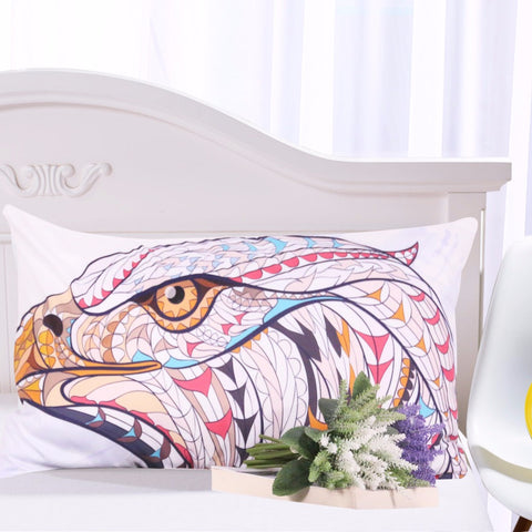 Bohemia Eagle Duvet Set
