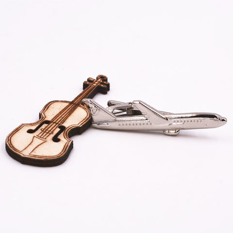 Airplane Tie Bar - Topmazing