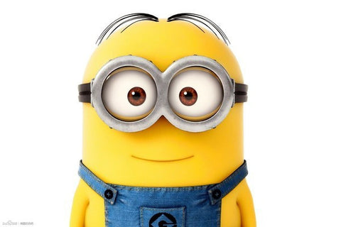 Minion Cosplay Glasses