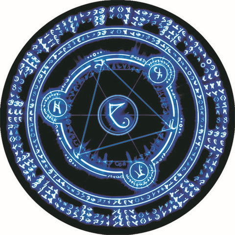 Constellation Round Beach Towel - Topmazing