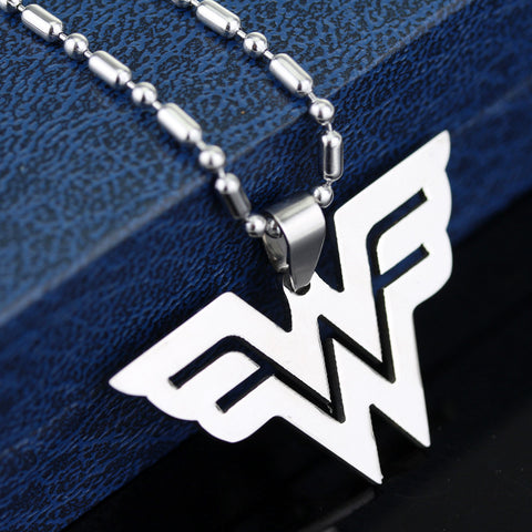 Wonder Woman Necklace - Topmazing